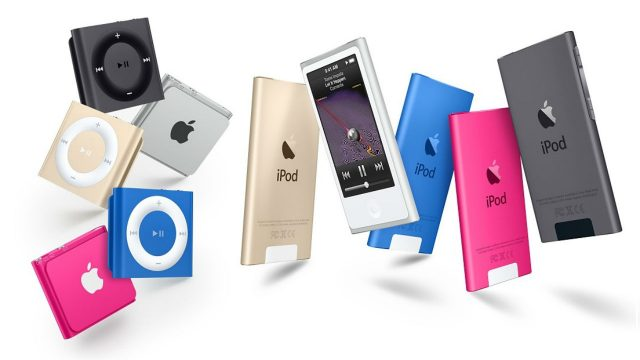 iPod-Suffle-Nano