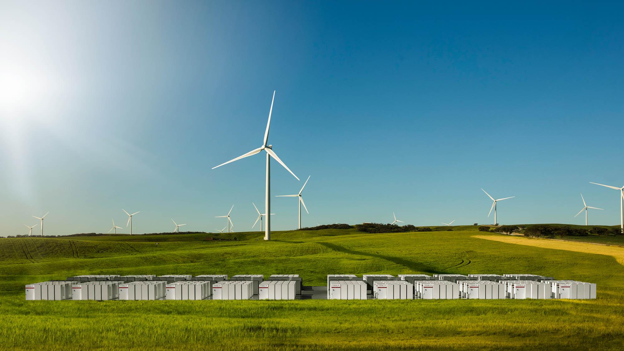 Tesla produce una batería para todo un estado de Australia