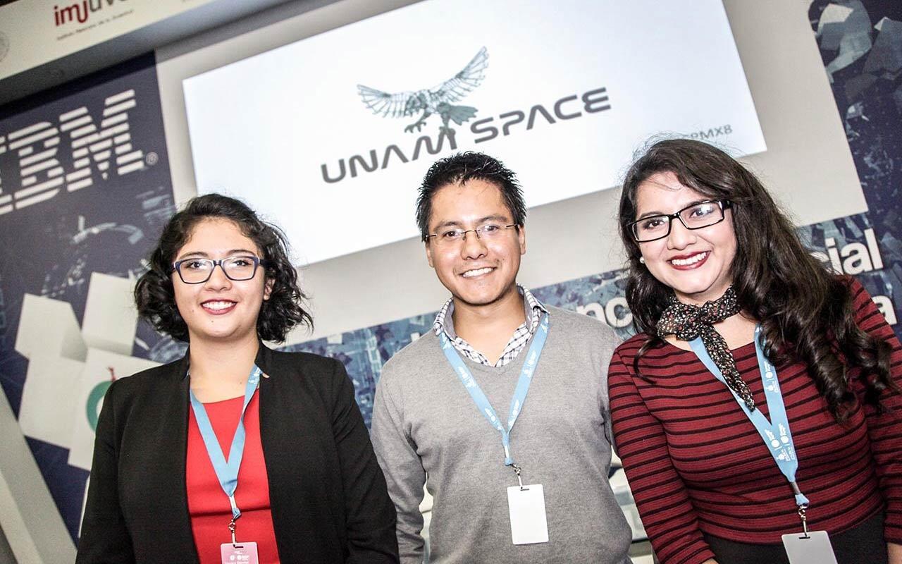 Estos jóvenes luchan por llevar la primera tecnología mexicana a Marte