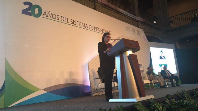 Vanessa Rubio SHCP