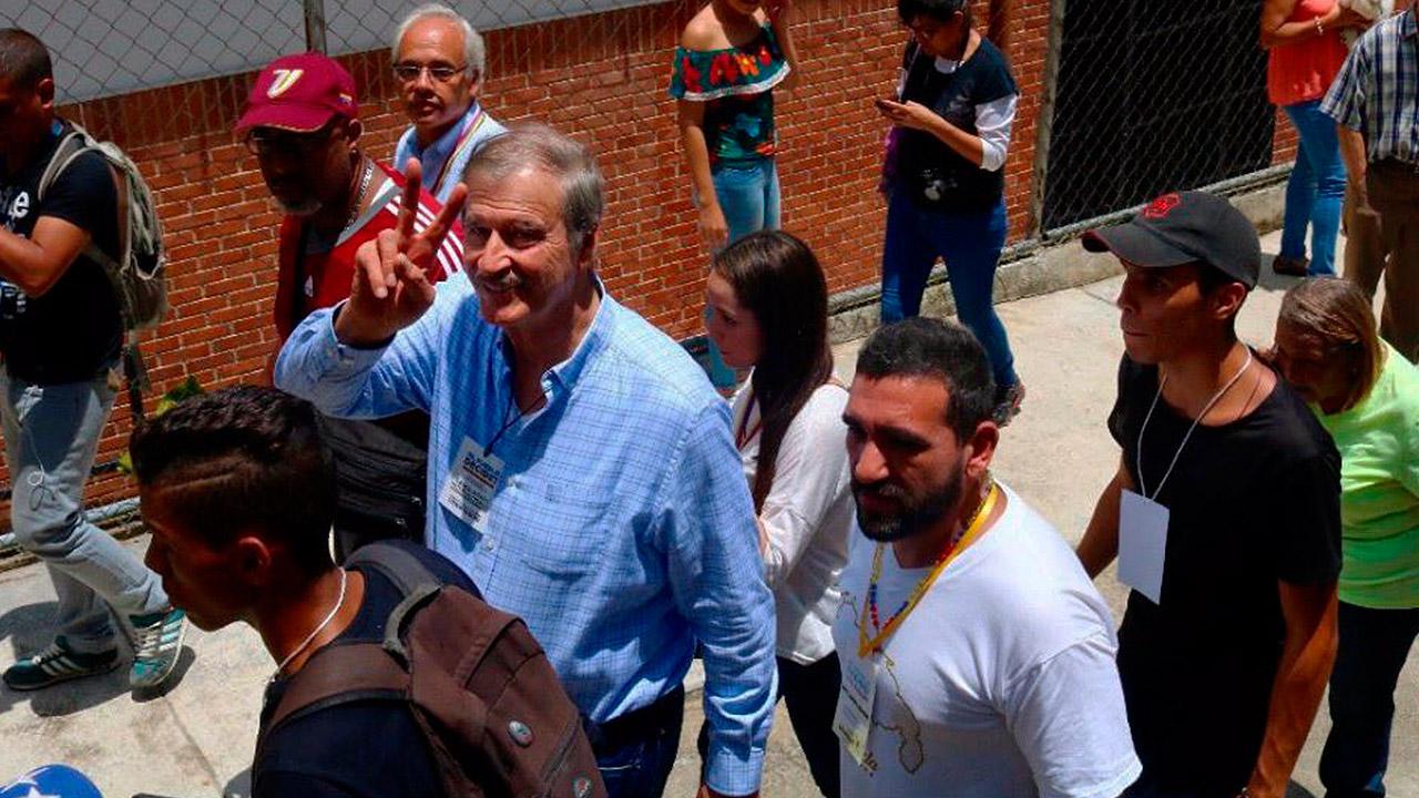 SAT confirma adeudo fiscal de Vicente Fox