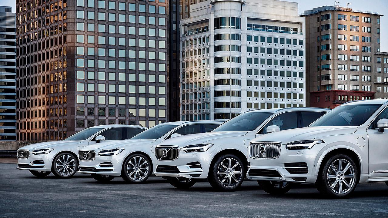 Volvo dice adiós a autos tradicionales; apuesta por eléctricos