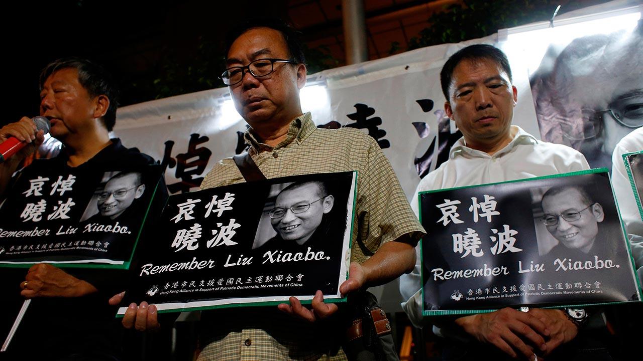 Muere el disidente chino que ganó el Nobel de la Paz