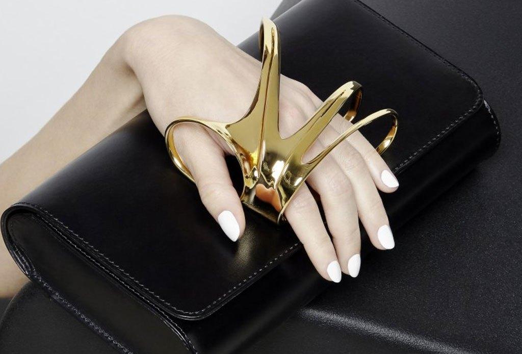 Estas clutches de edición limitada fueron creadas por Zaha Hadid
