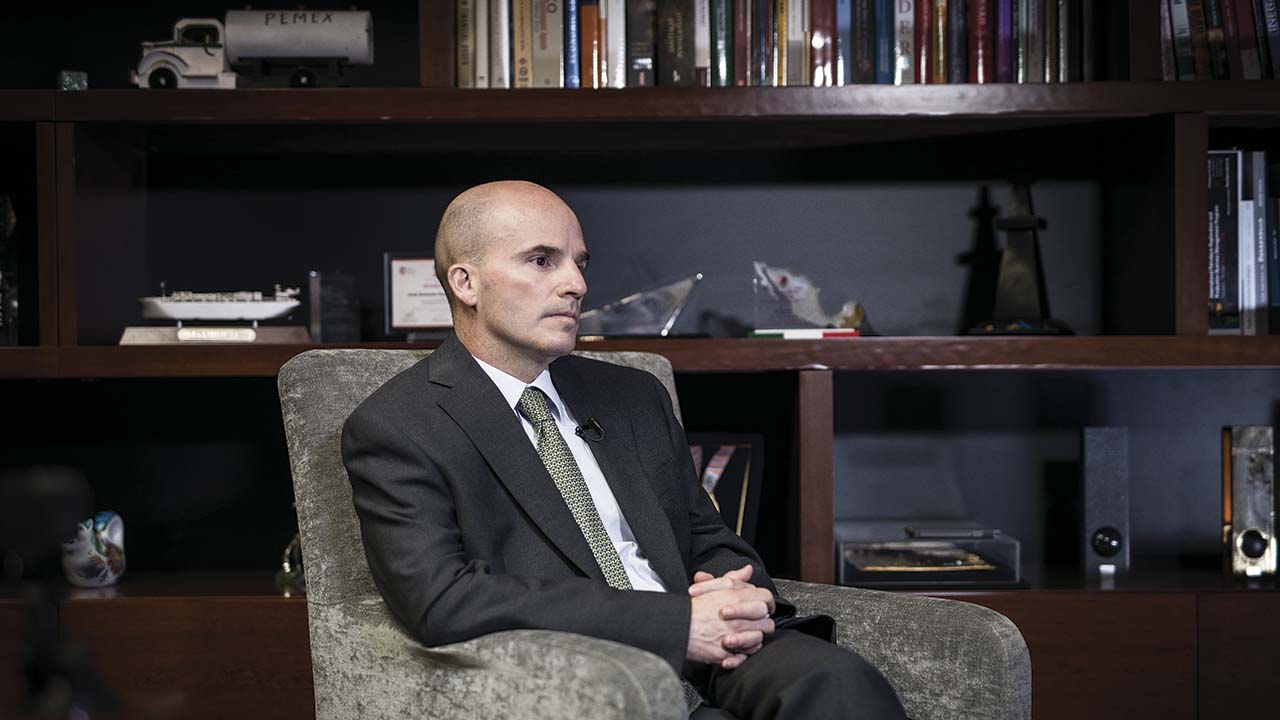 González Anaya acude al G20 para hablar de los retos de México