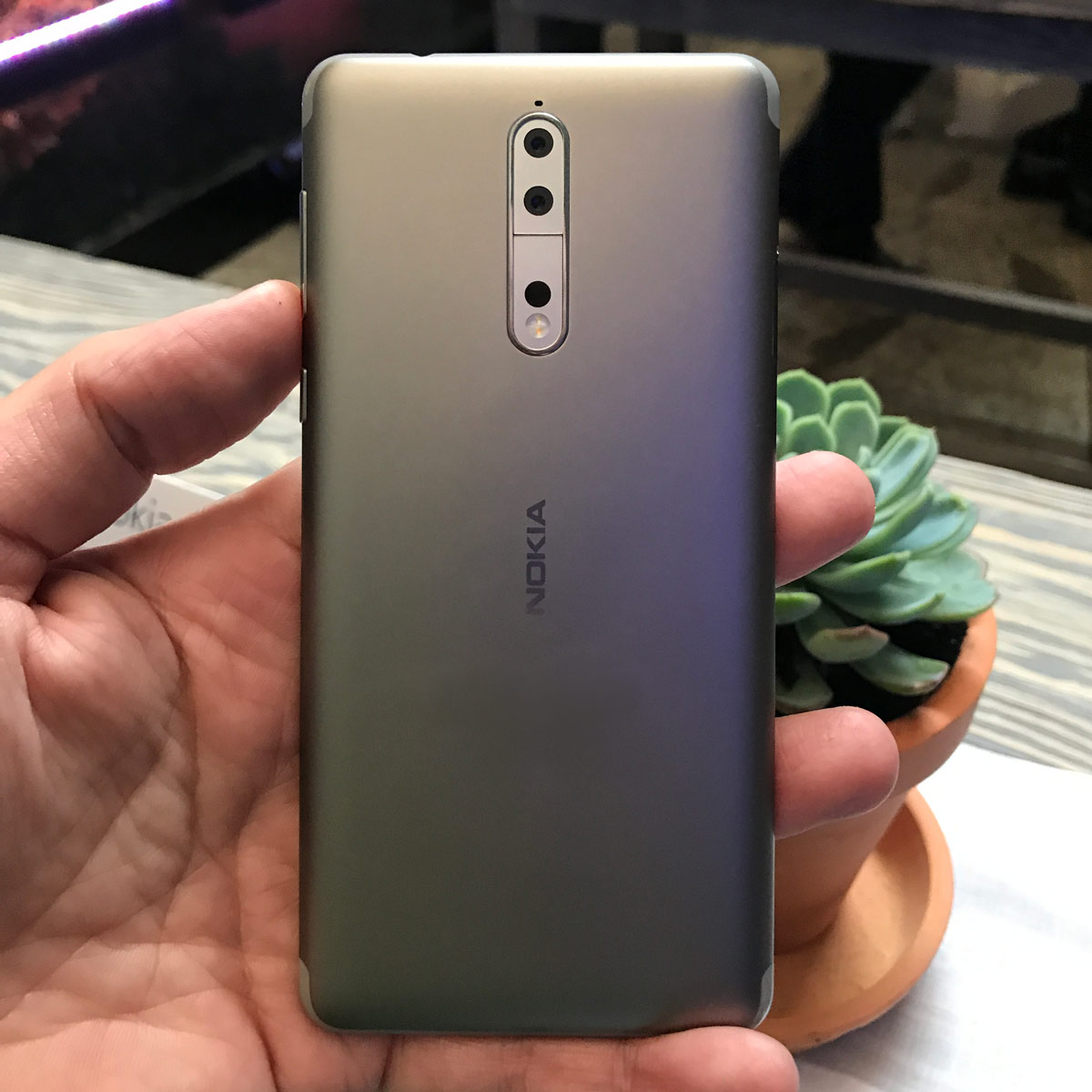 Nokia regresa y anuncia su nuevo equipo de alta gama