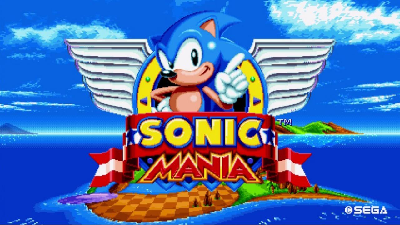 Sonic Mania: el futuro de Sega en manos de los fans