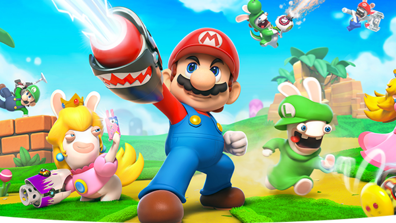Mario + Rabbids es inesperadamente divertido