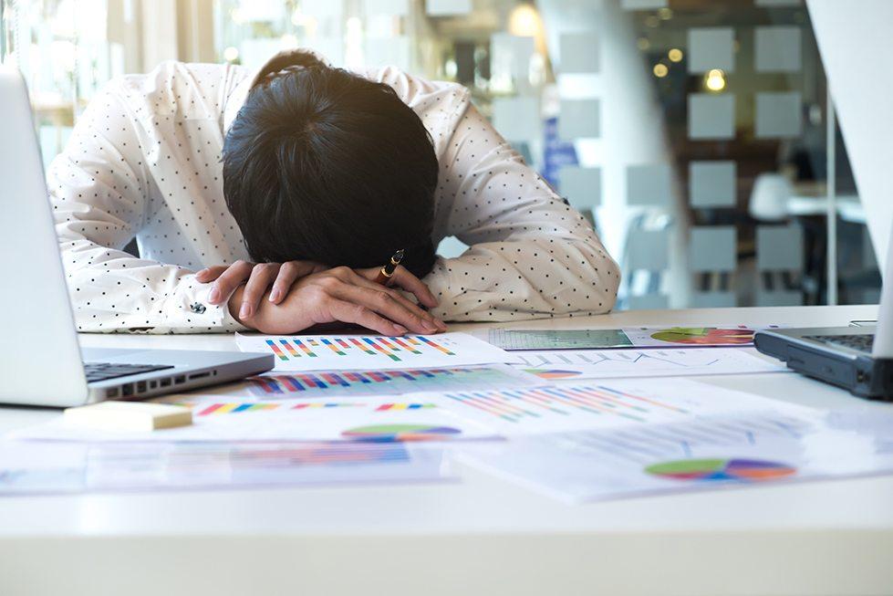 Mexicanos, los más estresados del mundo por su trabajo