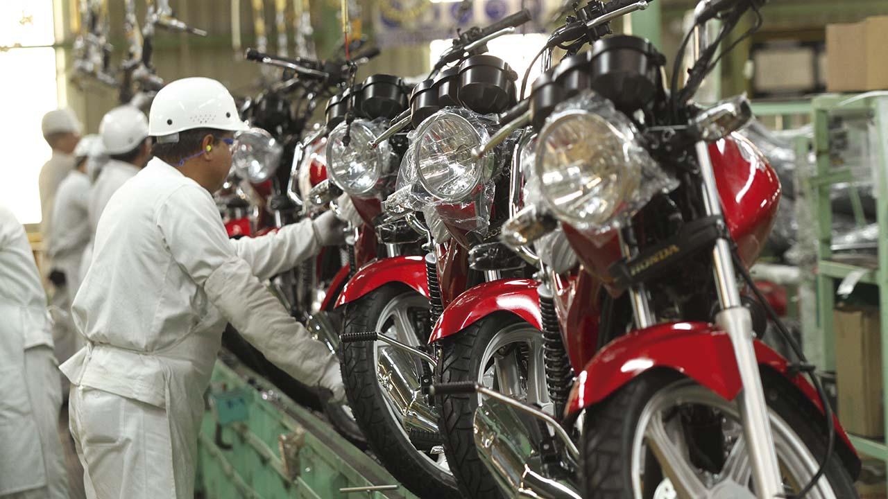 Robo de motocicletas creció 300% en los últimos seis años
