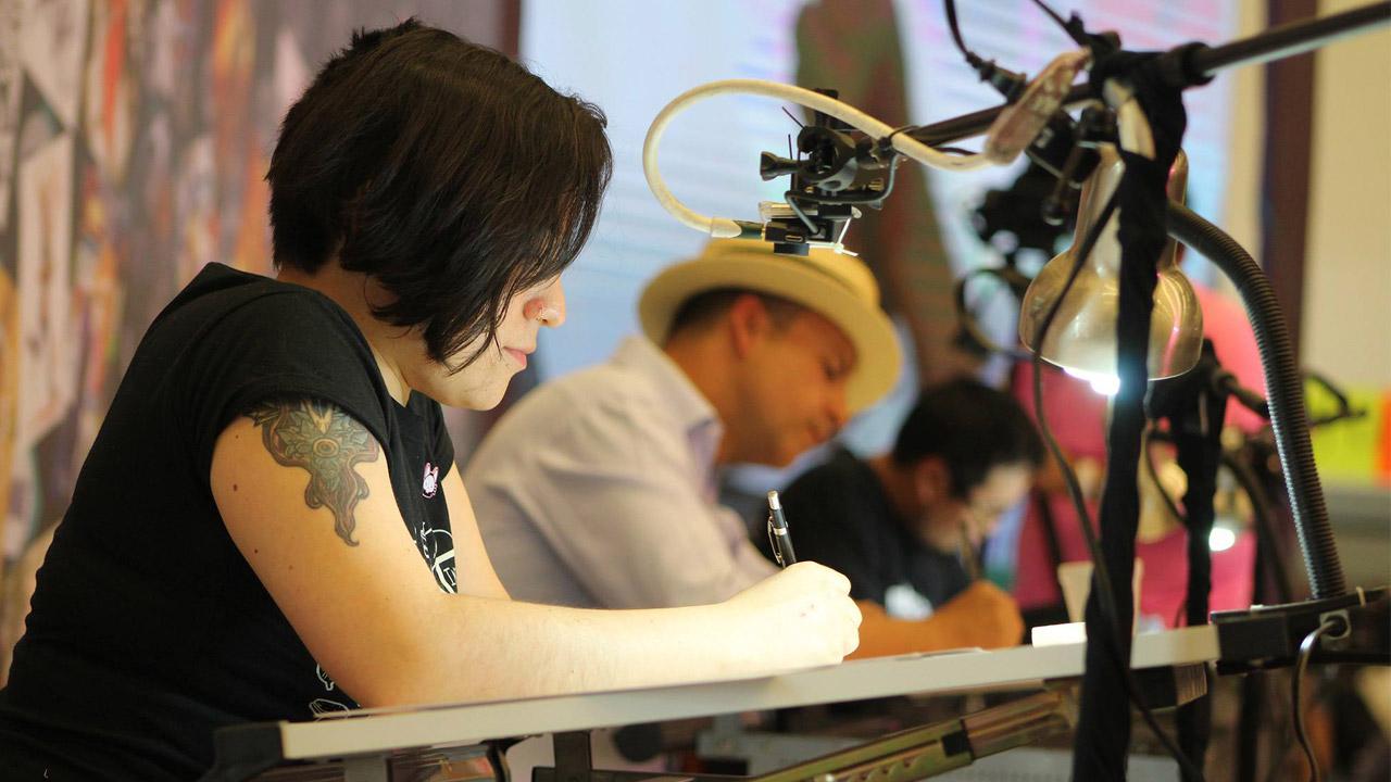 La ilustradora mexicana que explotó gracias a internet