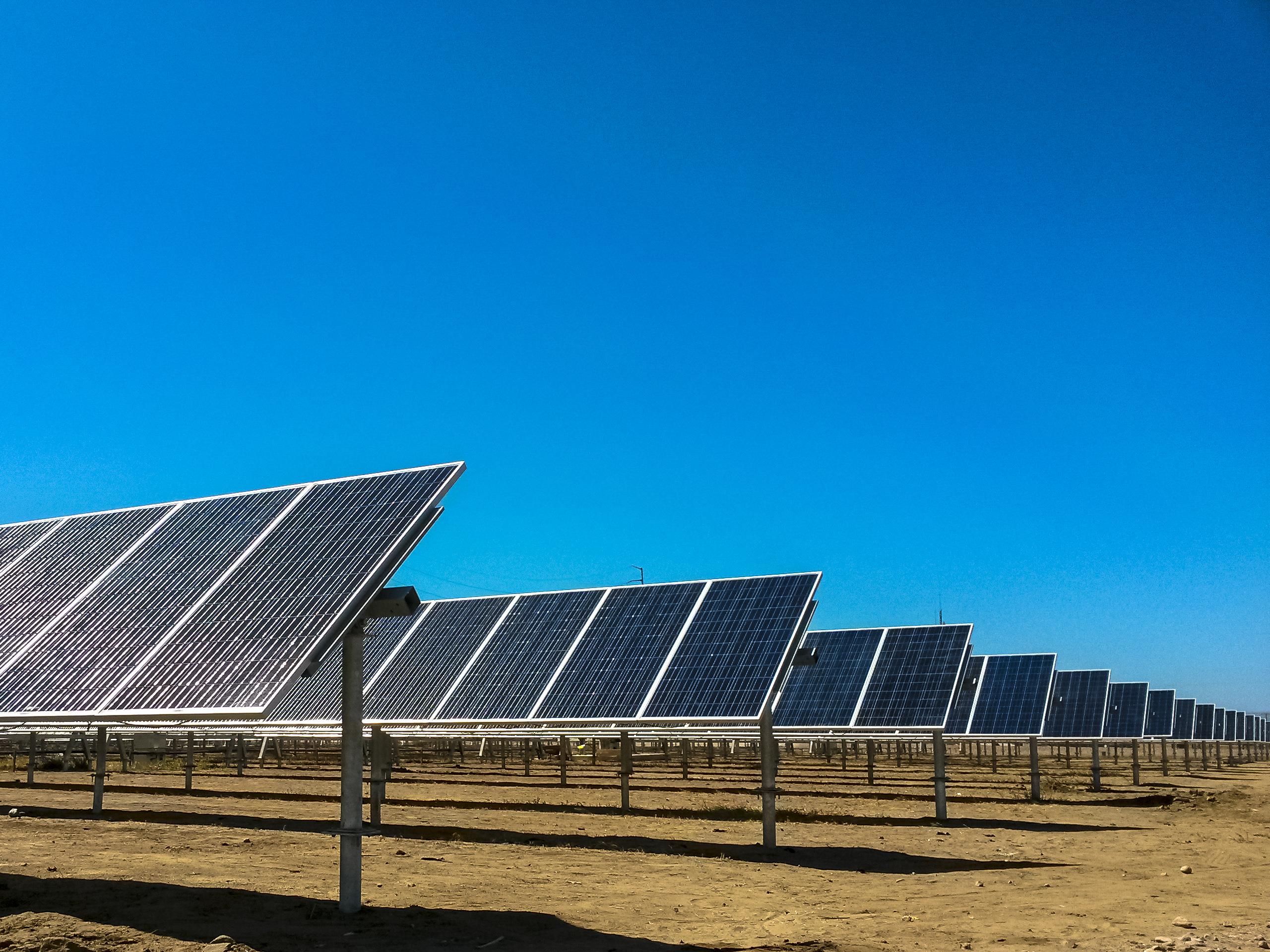 Esta firma coreana invertirá 315 mdd en tres plantas solares