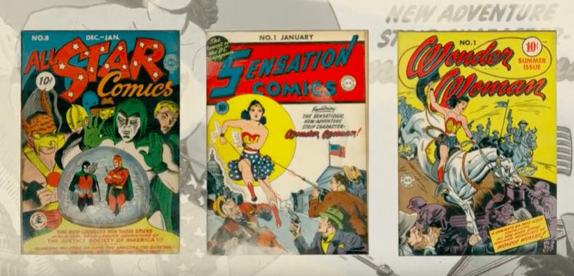 Los cómics más raros de Wonder Woman pueden ser tuyos