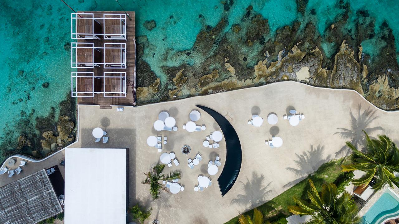 Hoteles de lujo en el caribe mexicano, tesoro azul