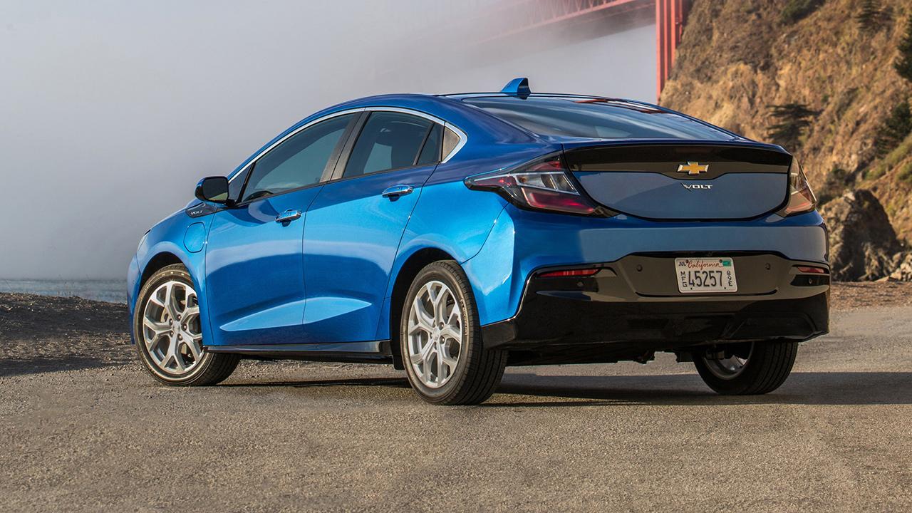 Más kilómetros y menos emisiones: la ecuación verde de Chevrolet Volt