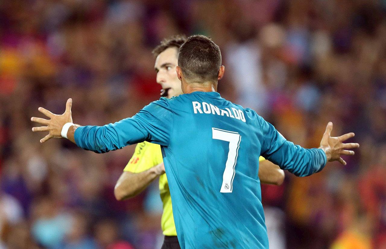 Cristiano Ronaldo, suplente en el primer partido del Juventus