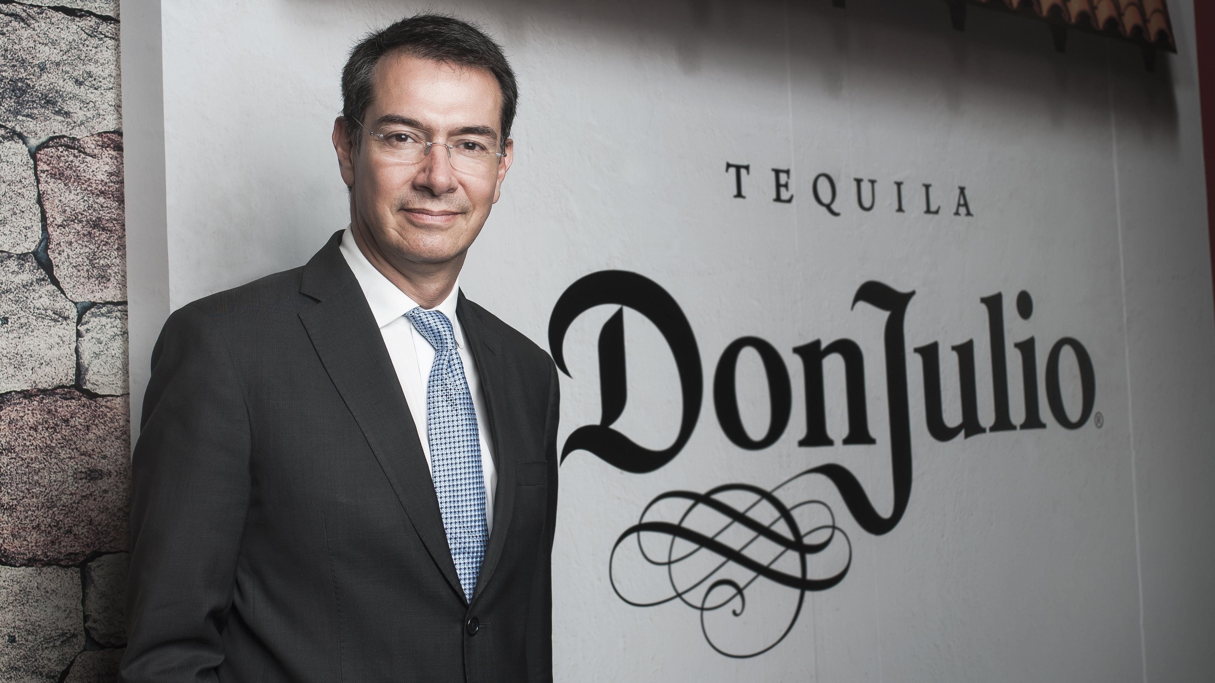 Entrevista | Diageo, dueña de tequila Don Julio, se alista para duplicarse