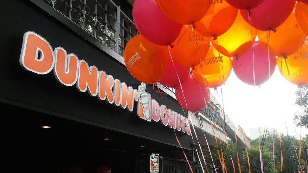 Dunkin' Donuts va por 100 tiendas en México con ayuda de los millennials
