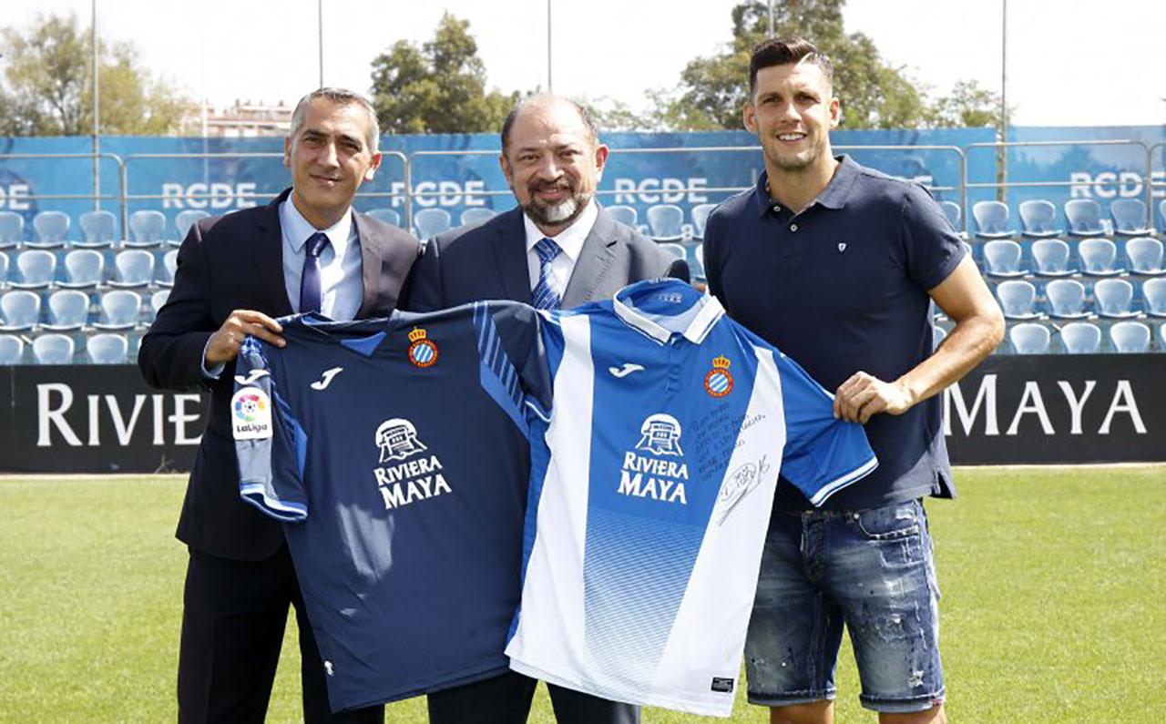 Riviera Maya se convierte en patrocinador principal del RCD Espanyol