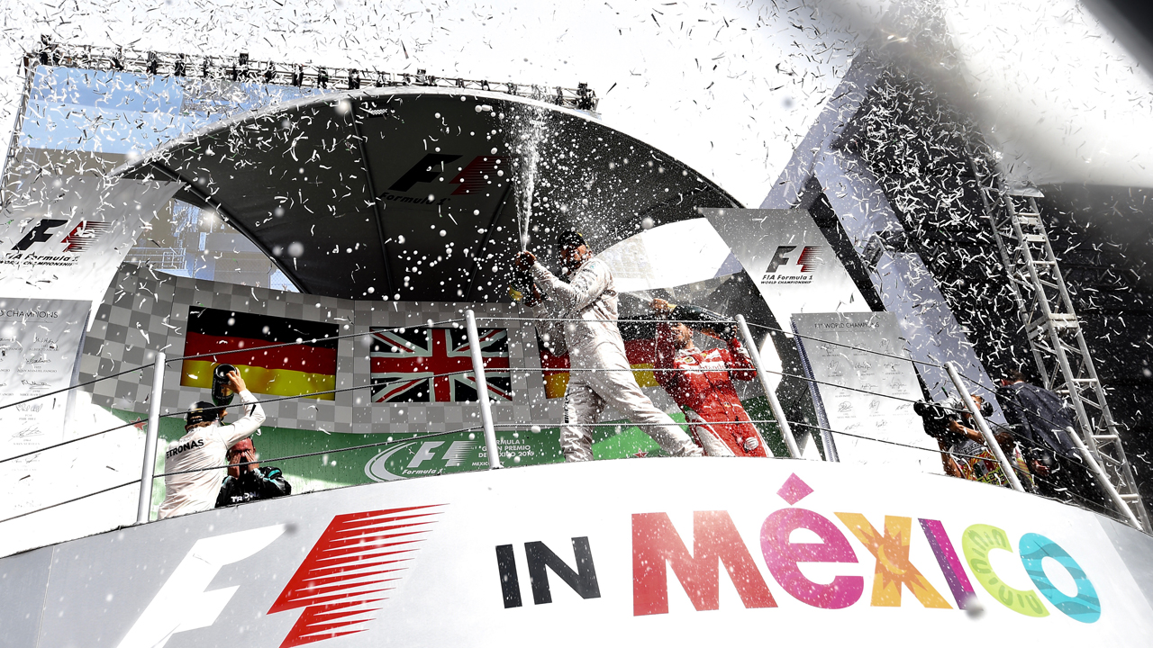 CDMX, a punto de cerrar contrato para continuar con la Fórmula 1