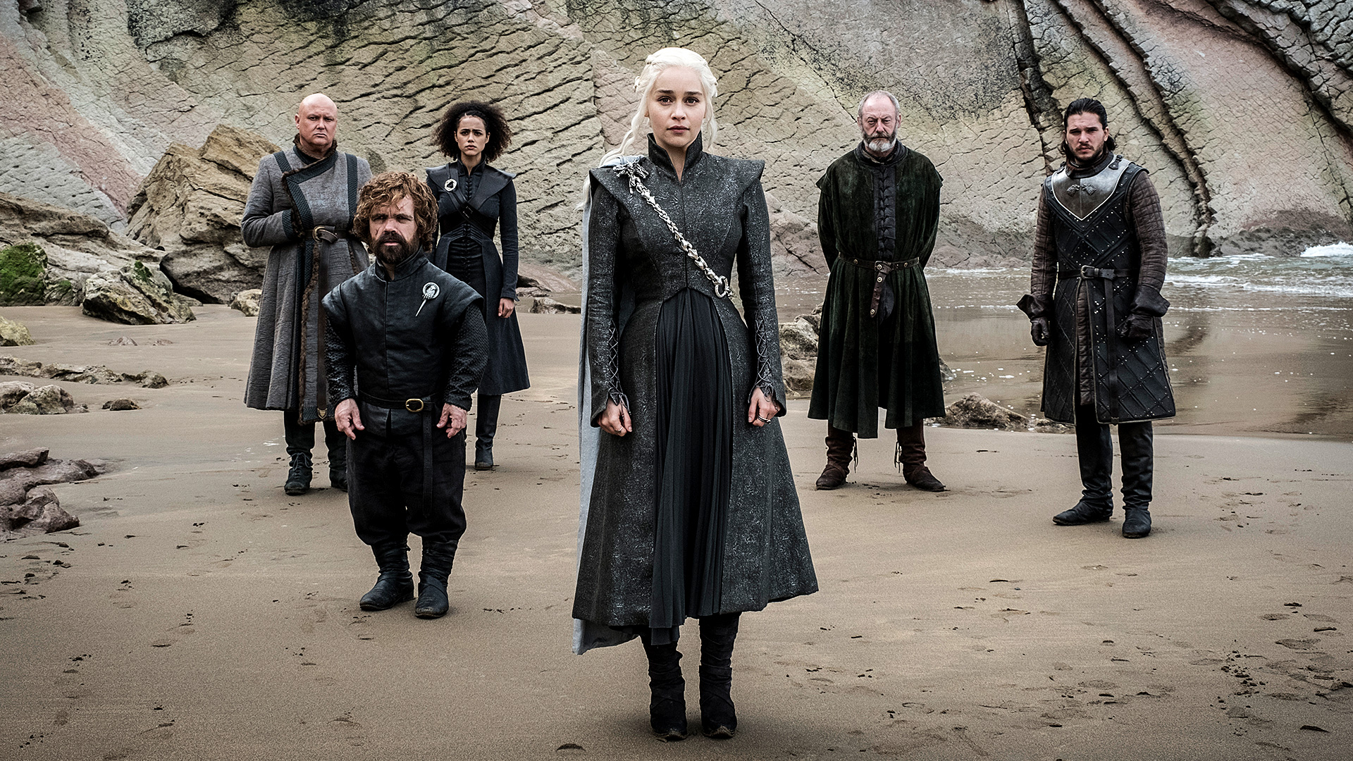 La guerra de 'Game of Thrones' rompe récord de audiencia
