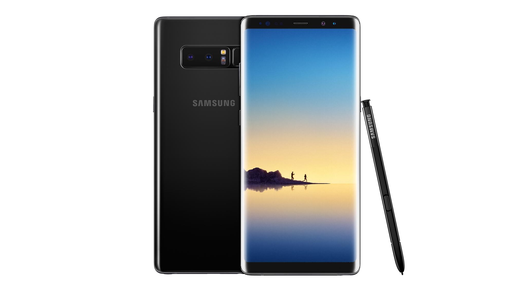 Samsung presenta su nuevo Galaxy Note 8 en Nueva York