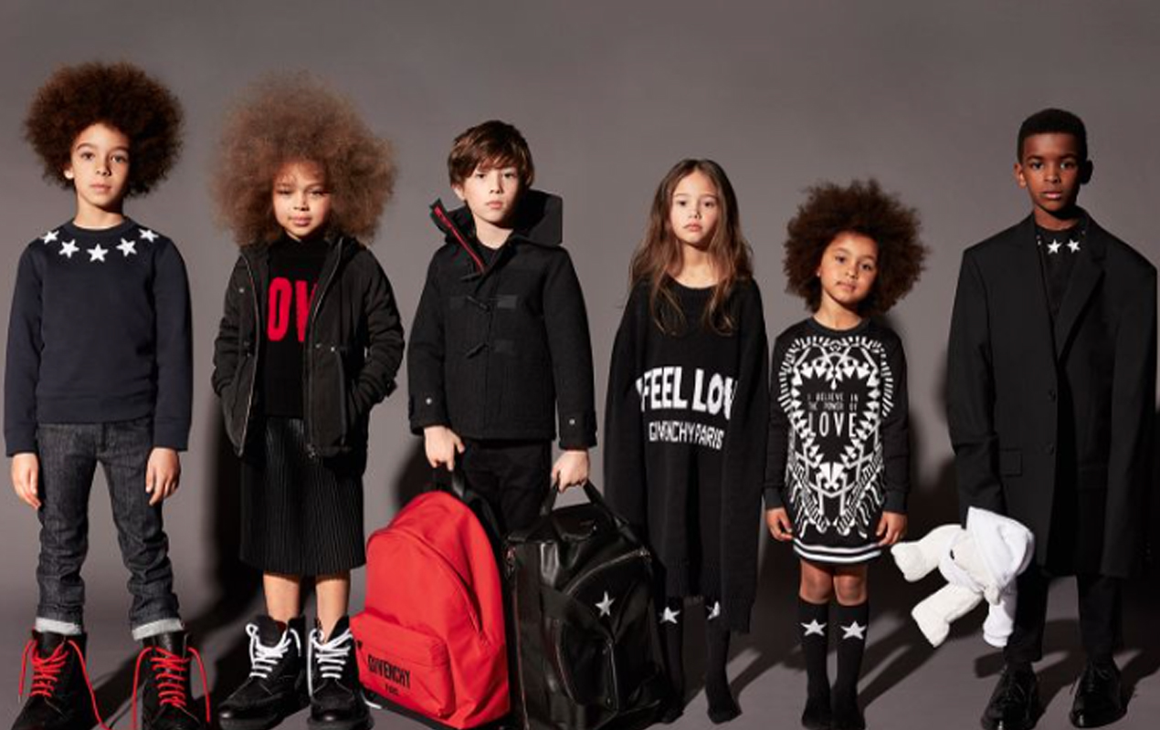 Las casas de Alta Costura que apuestan por los niños fashionistas