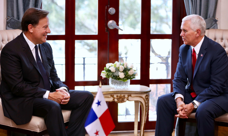 Panamá, aliado estratégico de EU en Latinoamérica: Varela