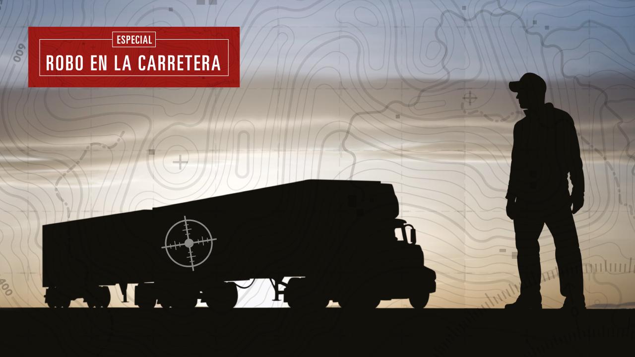 Se disparan asaltos a transporte de carga y las pólizas de seguro