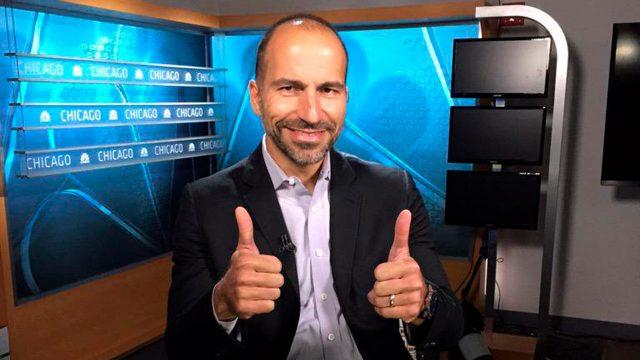 Uber elige al CEO de Expedia como su nuevo director ejecutivo