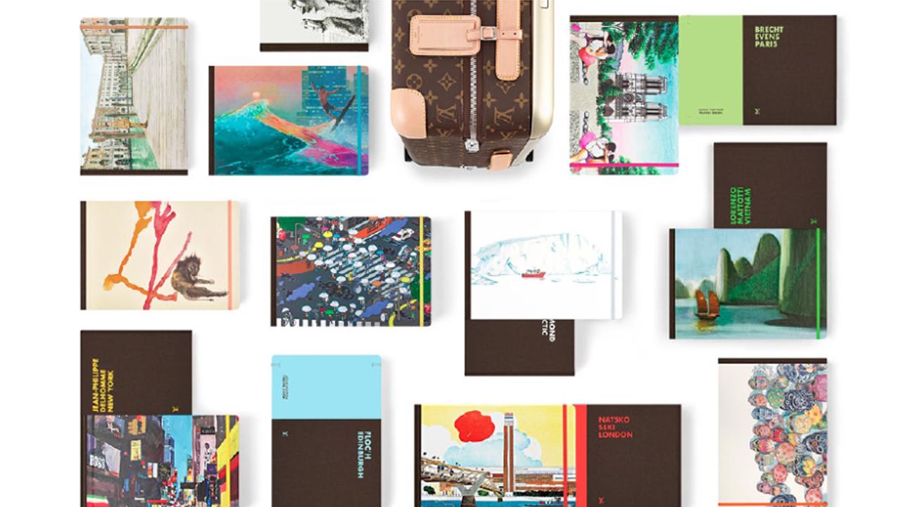 """Louis Vuitton lanza 3 títulos más a su colección de libros """"Travel Book"""""""