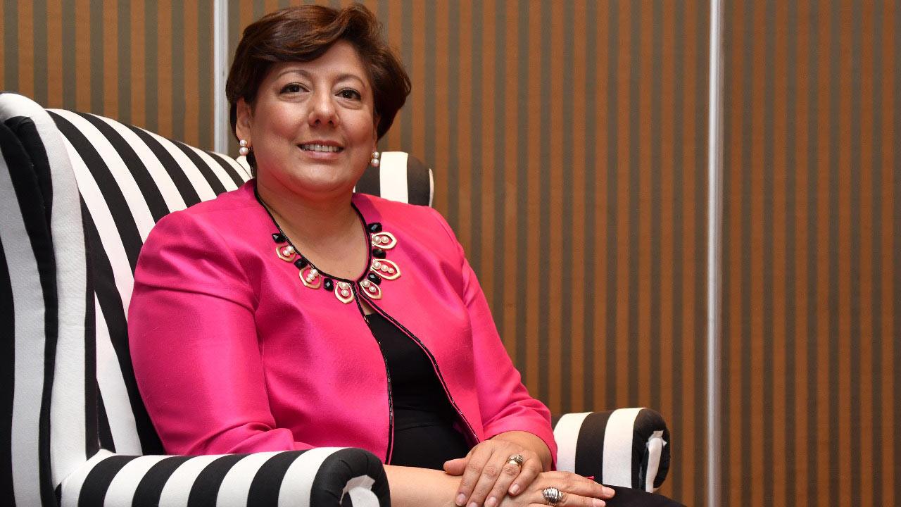 Nueva presidenta del banco BCR mantendrá credibilidad en momentos críticos