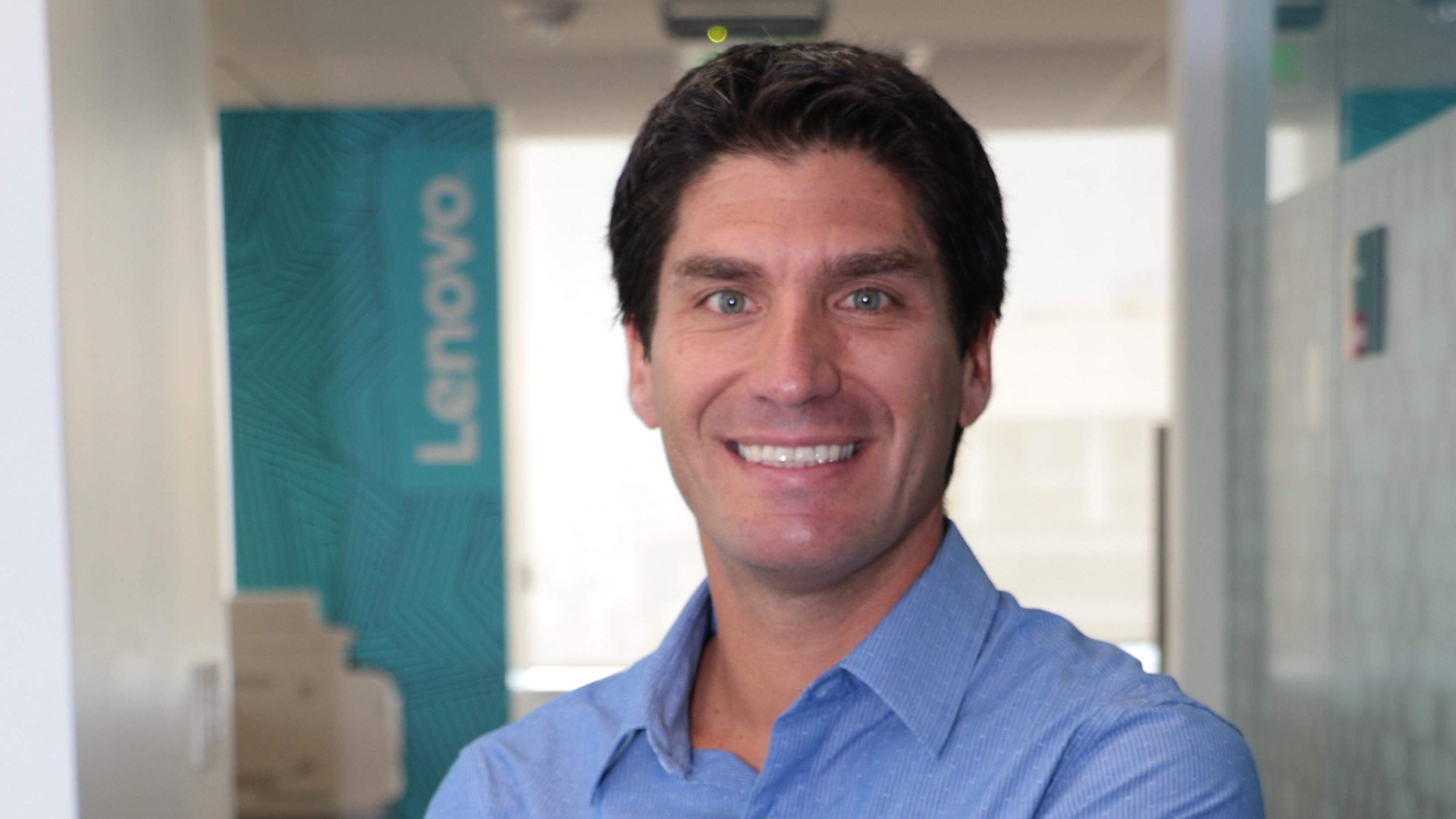 Lenovo nombra a Marco Jiménez como director en México