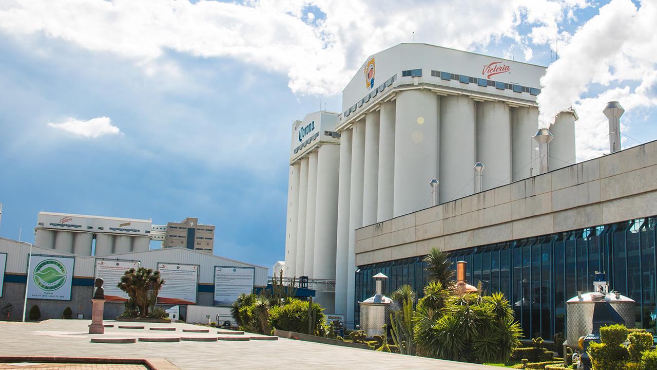 La planta cervecera más grande del mundo está en Zacatecas