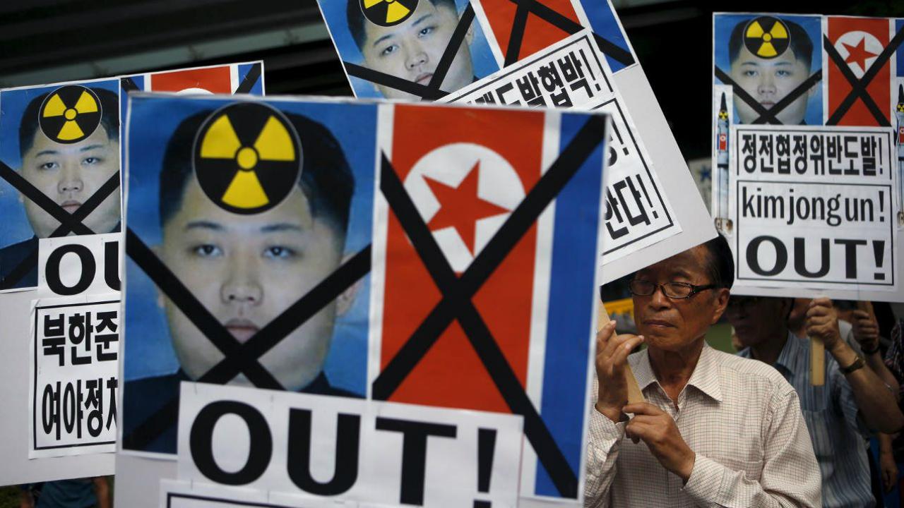 China y Corea del Sur acuerdan resolver tensión norcoreana pacíficamente
