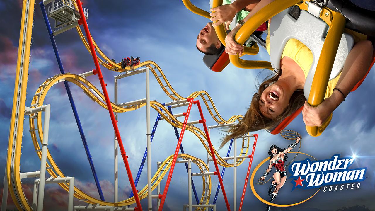 Joven es hospitalizado por accidente en Six Flags; Fiscalía investiga el caso