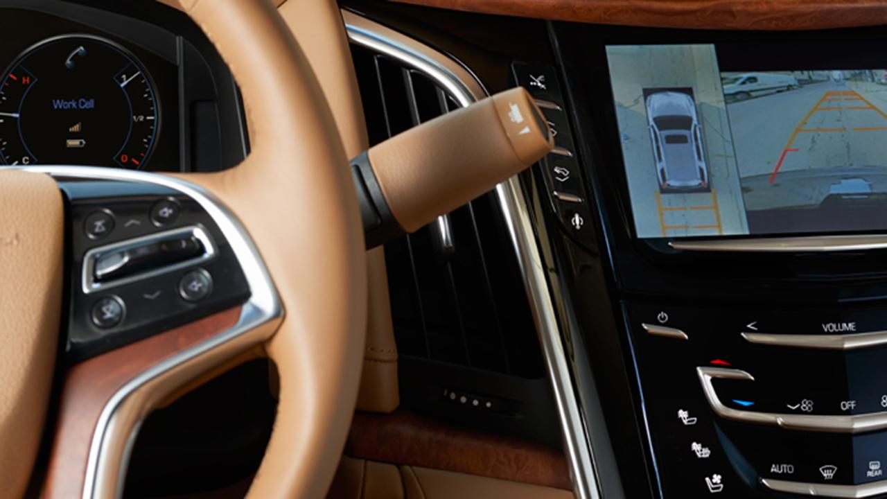 Sofisticación a tu medida: Cadillac Escalade 2017