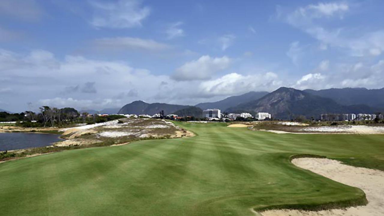 En golf y su presencia en los juegos olímpicos