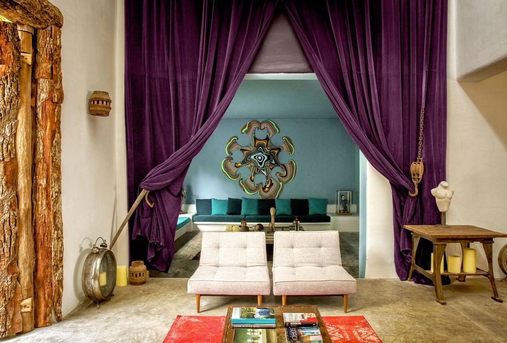 La mansión de Pablo Escobar ahora es un exclusivo hotel de Tulum
