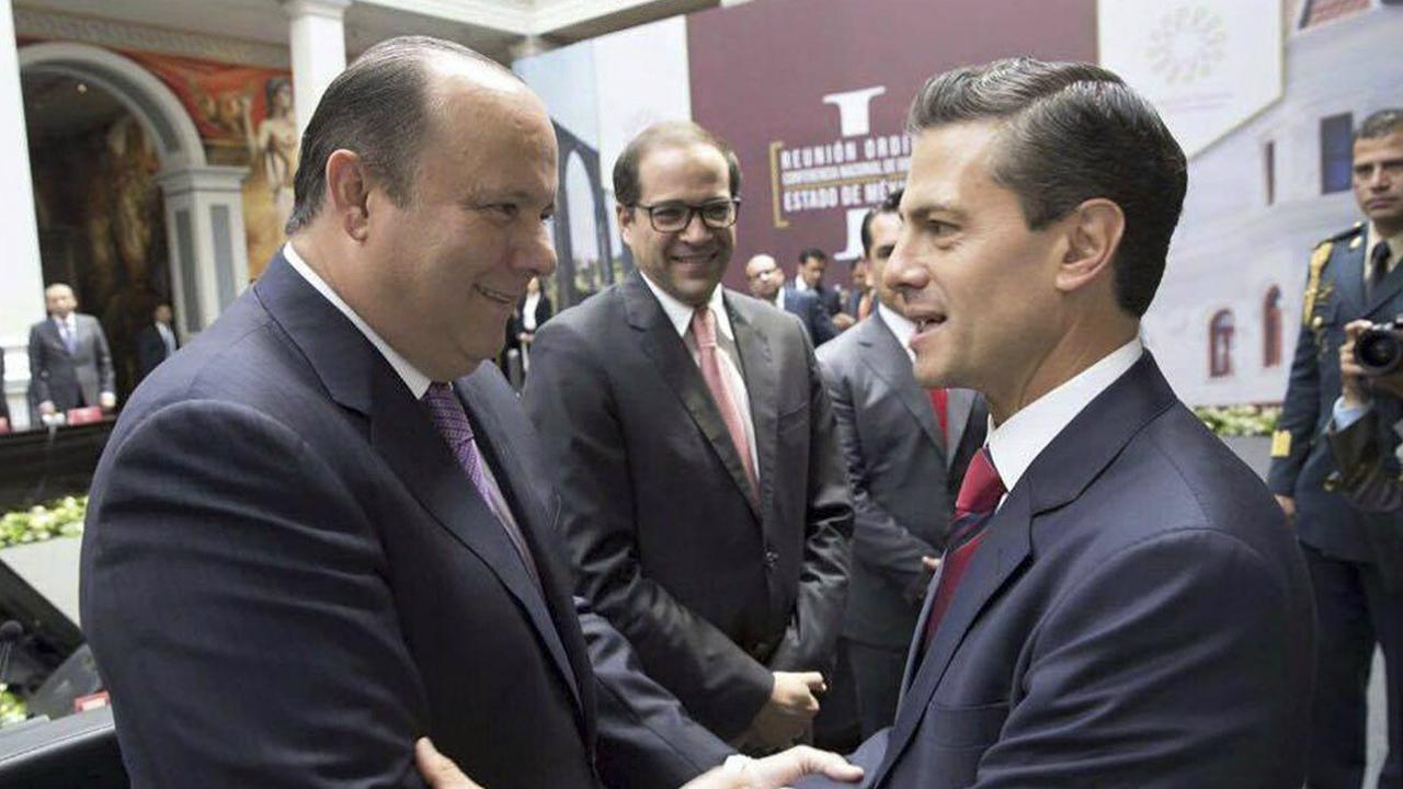 PGR solicita extradición del exgobernador César Duarte