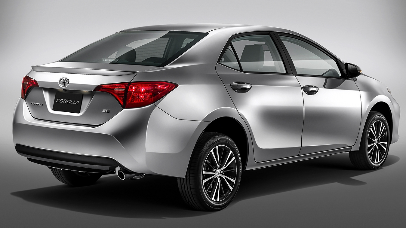 Toyota se lleva producción de Corolla a Estados Unidos
