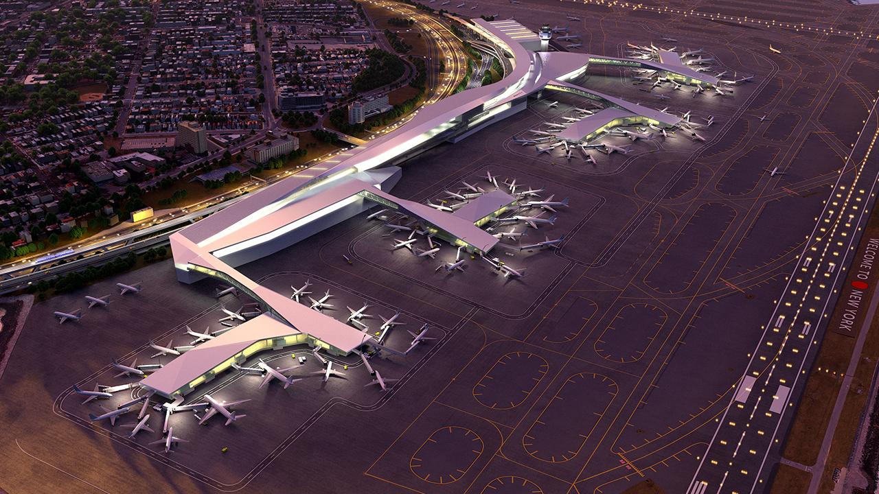 Conoce la terminal de 4,000 mdd de Delta en el aeropuerto de NY