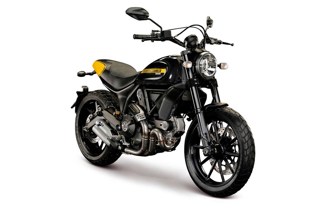 Cinco motocicletas perfectas para la ciudad