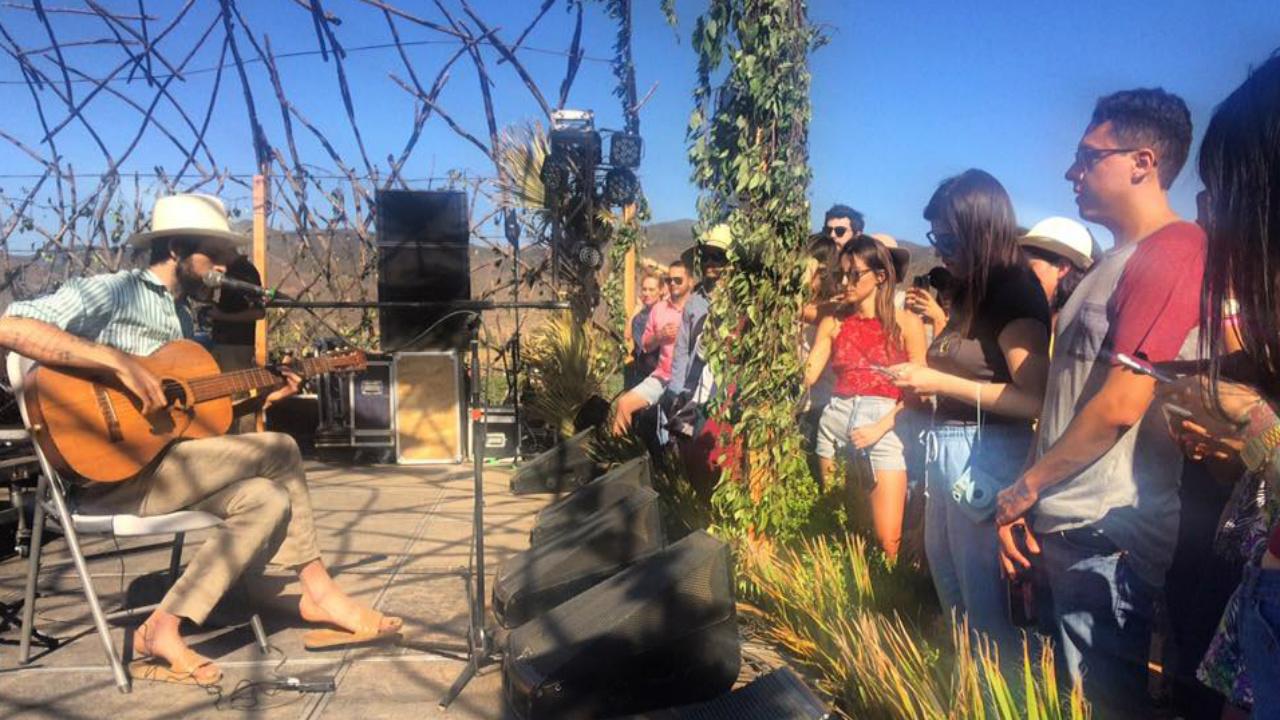 Guadalupe Valley Fest 2017: saborear Baja California