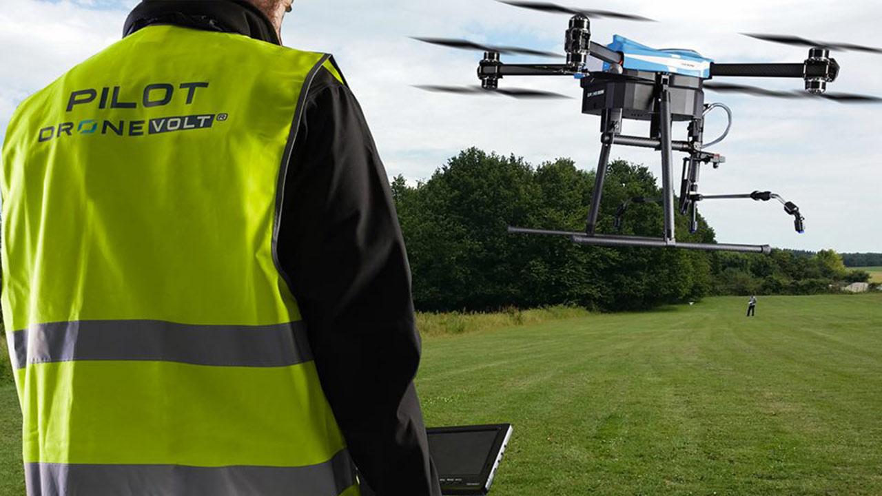 Drones inspeccionarán campos de cultivo en Colombia