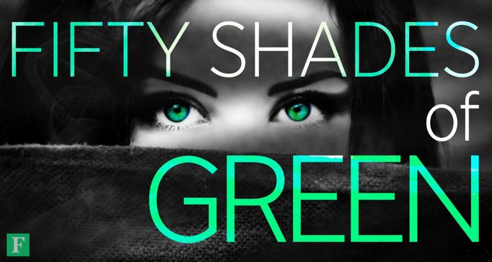 Cincuenta Sombras de Verde: Cómo el Fanfiction pasó de ser un pequeño y sucio secreto a una máquina de dinero.