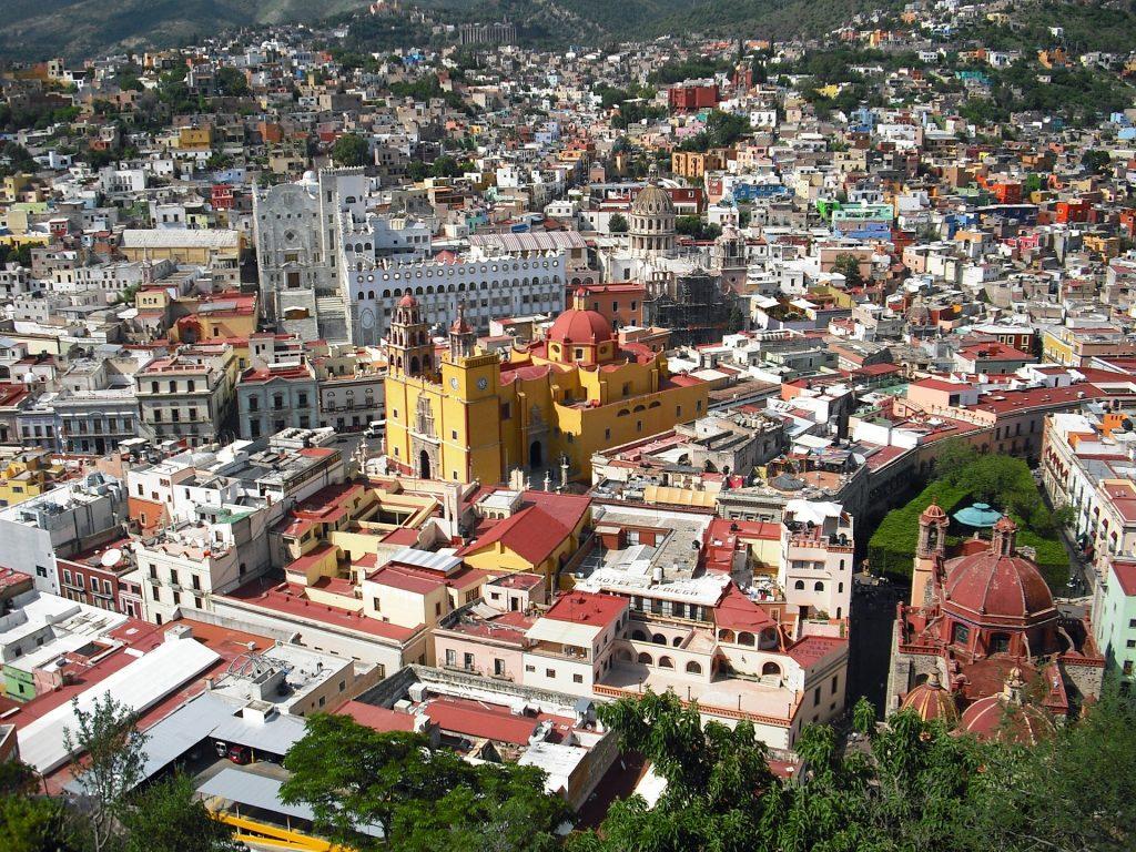 Guanajuato vista