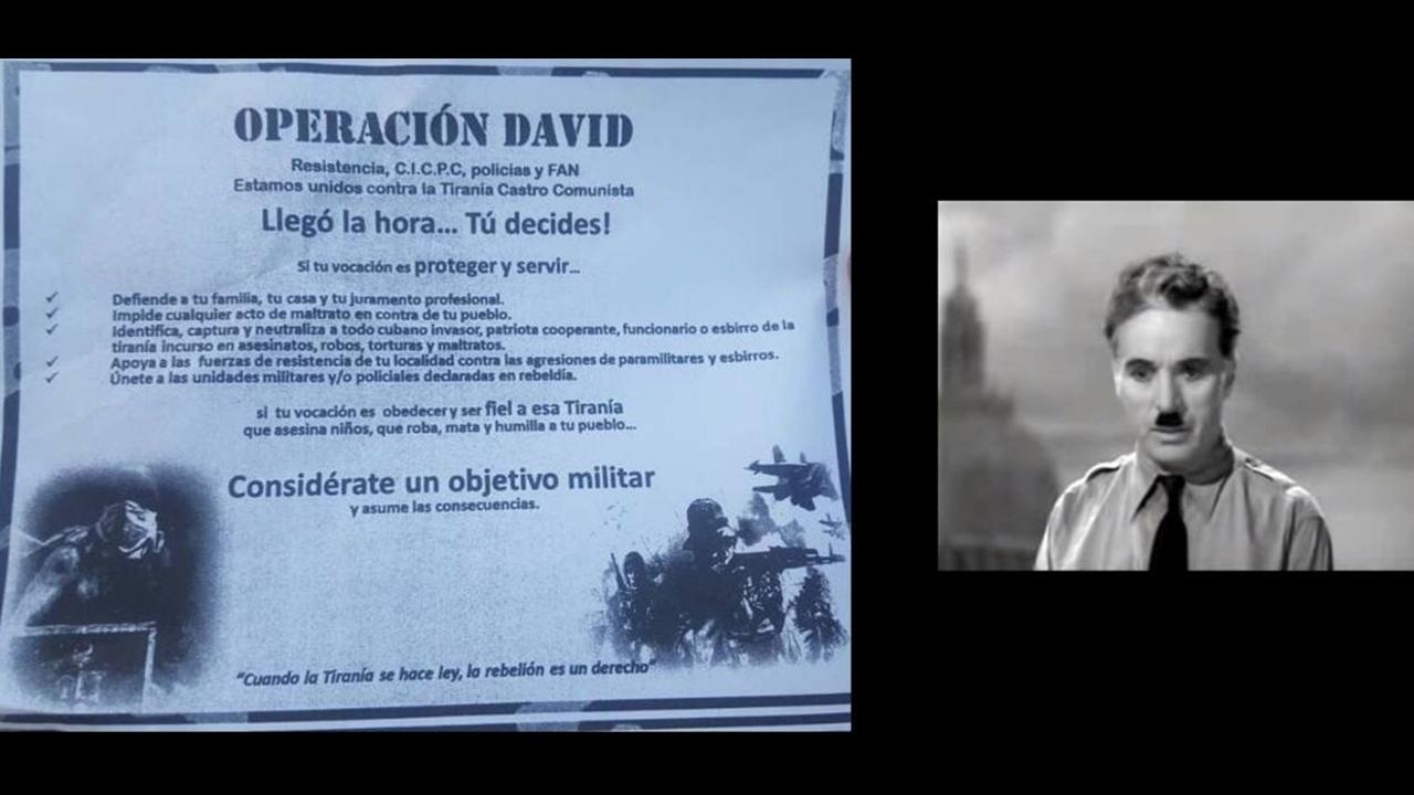 Hackean 40 portales en Venezuela y llaman a insurrección armada