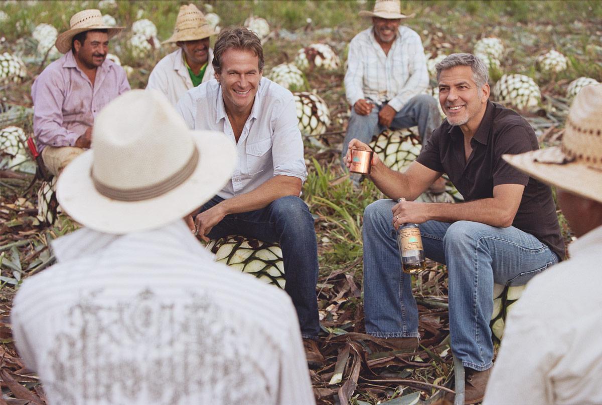 George Clooney podría obtener hasta 233 MDD por la venta de Tequila Casamigos