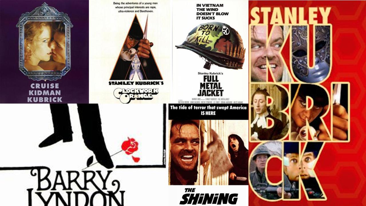 Ya llegó el ciclo de Kubrick: 6 filmes de este director
